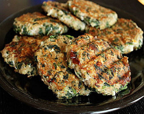 spinach feta turkey burgers recipe makes about 24 28 burgers