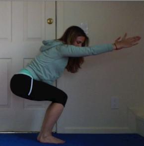 8 Minute Yoga