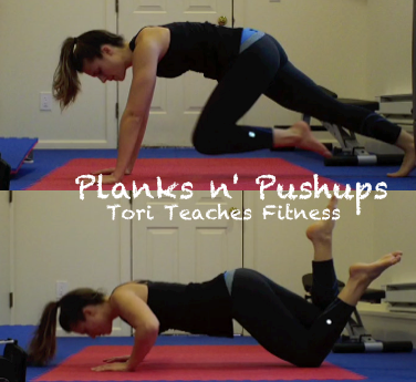 Planks n' Pushups